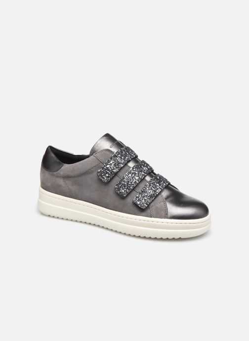 Sneaker Geox D PONTOISE D15FEC grau detaillierte ansicht/modell
