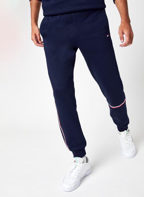 Vêtements Tommy Sport Tape Seasonal Pant Bleu vue détail/paire