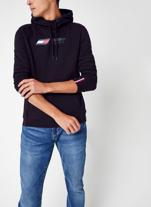 Abbigliamento Accessori Logo Fleece Hoody