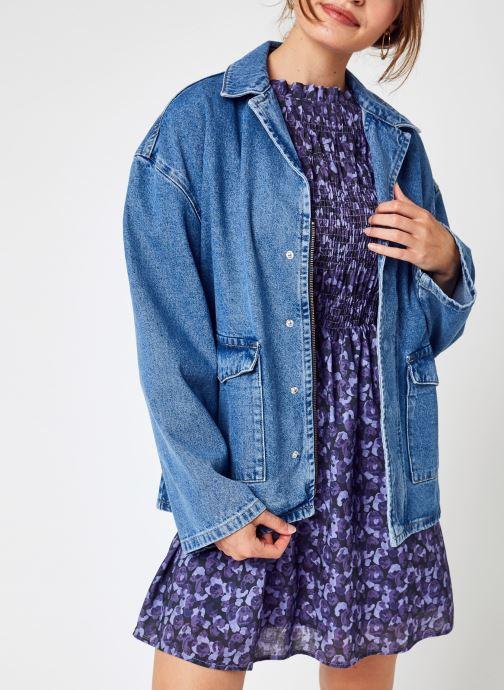 Tøj Accessories Patch Pocket Denim Jacket