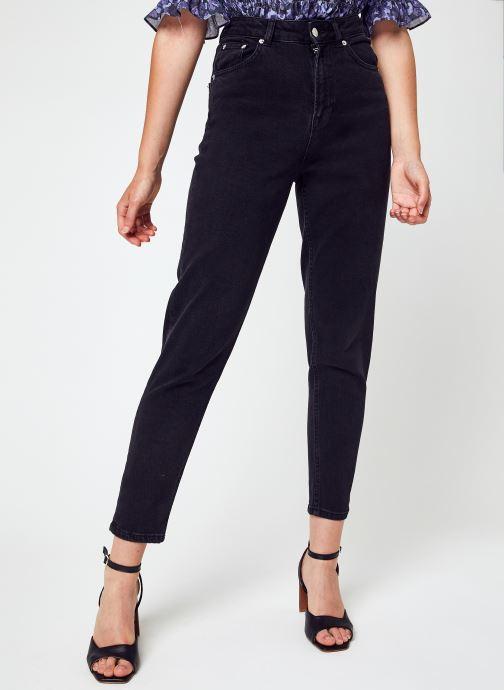 Vêtements NA-KD Comfort Mom Jeans Noir vue détail/paire