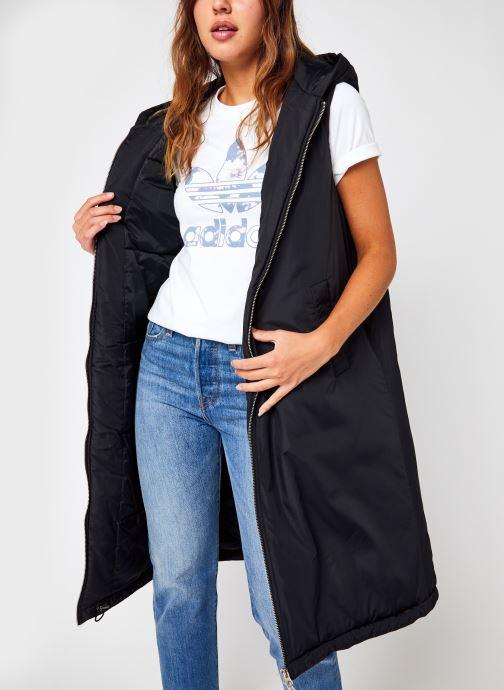 Kleding Accessoires Oversized Hooded Vest