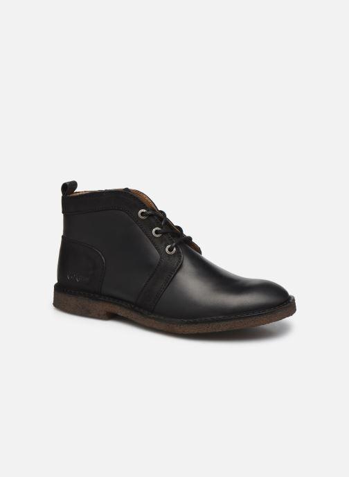 Stiefeletten & Boots Kickers CLUBEY schwarz detaillierte ansicht/modell