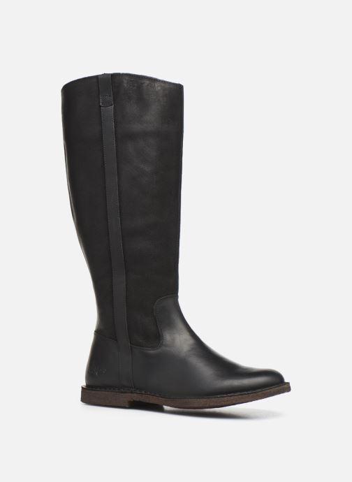 Stiefel Kickers TINTTA schwarz detaillierte ansicht/modell