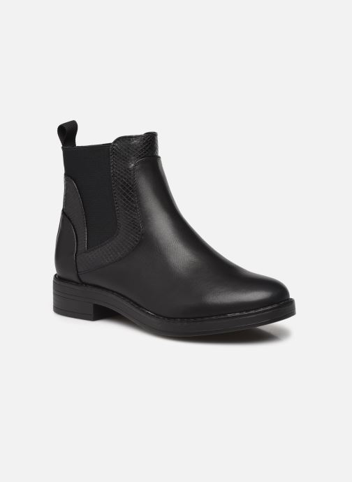Stiefeletten & Boots Damen ONLBIBI-19 PU MIX ELASTIC BOOT