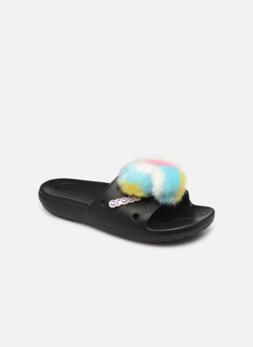 Clogs & Pantoletten Damen Classic Crocs Fur Sure Slide W