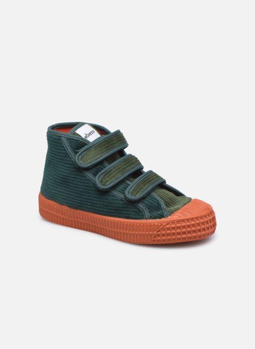 Sneakers Bambino Star Dribble Kid Velcro Corduroy