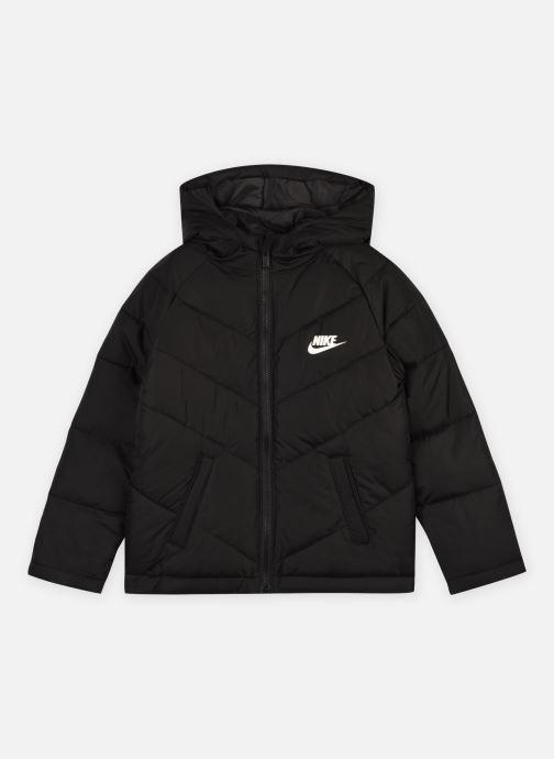 Ropa Nike U Nsw Filled Jacket Negro vista de detalle / par