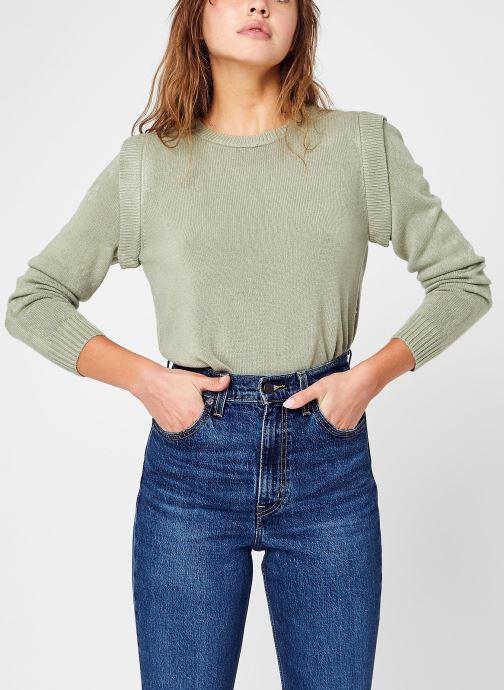 Abbigliamento Accessori Bymalea Rib Shoulder