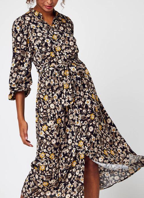 Vêtements B-Young Byfionna Dress Bleu vue détail/paire