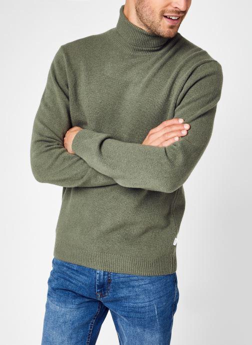 Kleding Accessoires Karl roll neck bounty knit