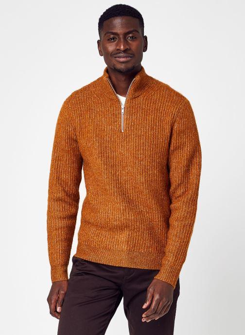 Abbigliamento Accessori Karl m'lange zipper knit