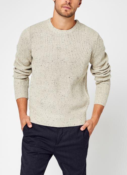 Vêtements Accessoires Karl nep yarn crew neck knit