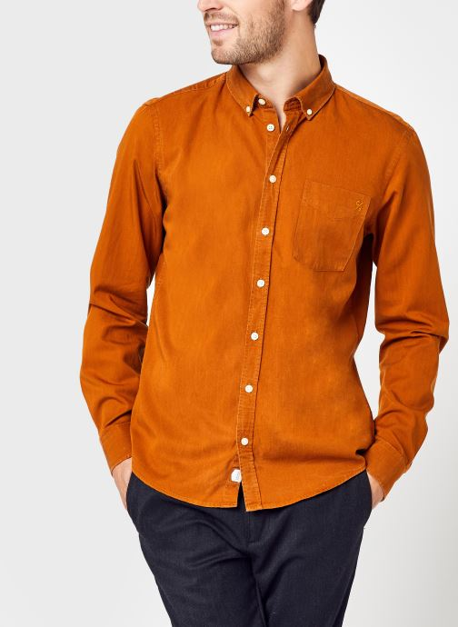 Vêtements Accessoires Anton BD LS lyocell shirt