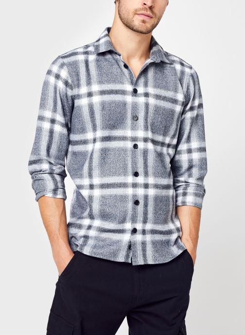 Abbigliamento Accessori Anton LS checked flannel shirt