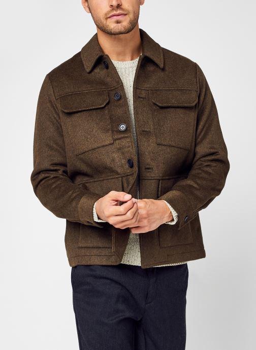 Kleding Accessoires Johnix wool jacket