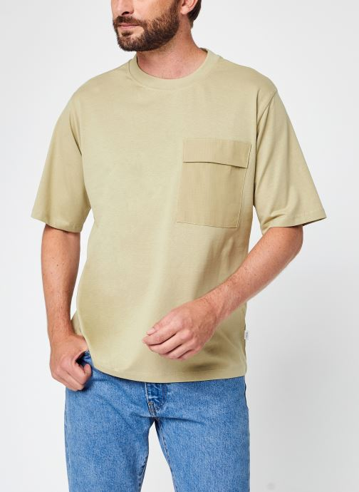 Abbigliamento Accessori Tue relaxed T-shirt with ribstop pocket