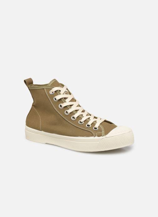 Sneaker Bensimon Stella B79 W grün detaillierte ansicht/modell
