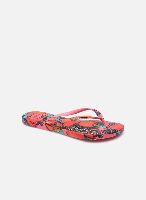 Slippers Dames Hav. Slim Summer W