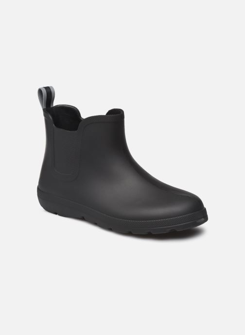 Stiefeletten & Boots Isotoner Bottes De Pluie M schwarz detaillierte ansicht/modell