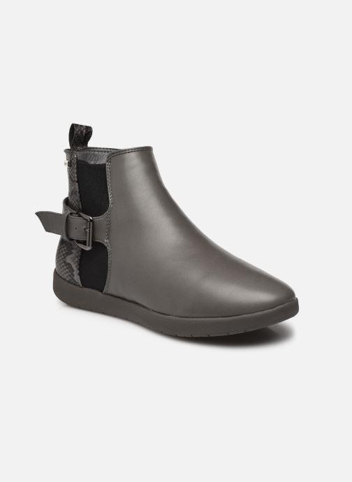 Stiefeletten & Boots Isotoner Bottine Boucle Everywear W grau detaillierte ansicht/modell