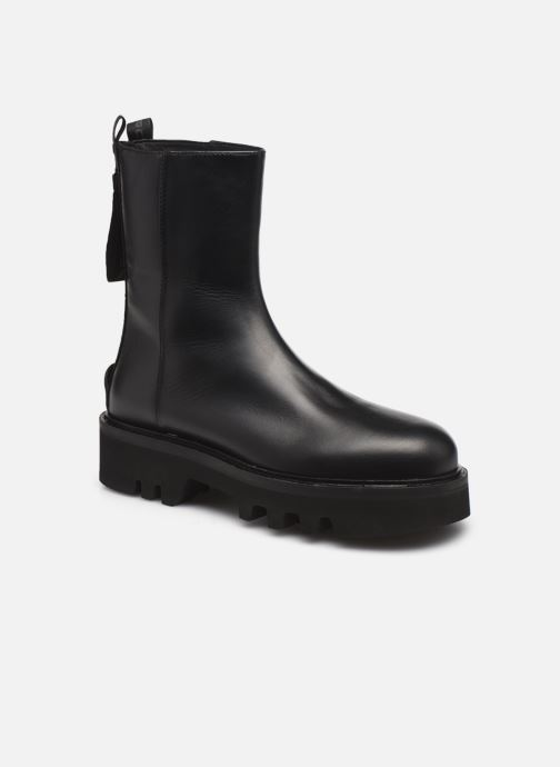 Ankelstøvler Kvinder Furla Rita Mid Boot W/Zip T. 40
