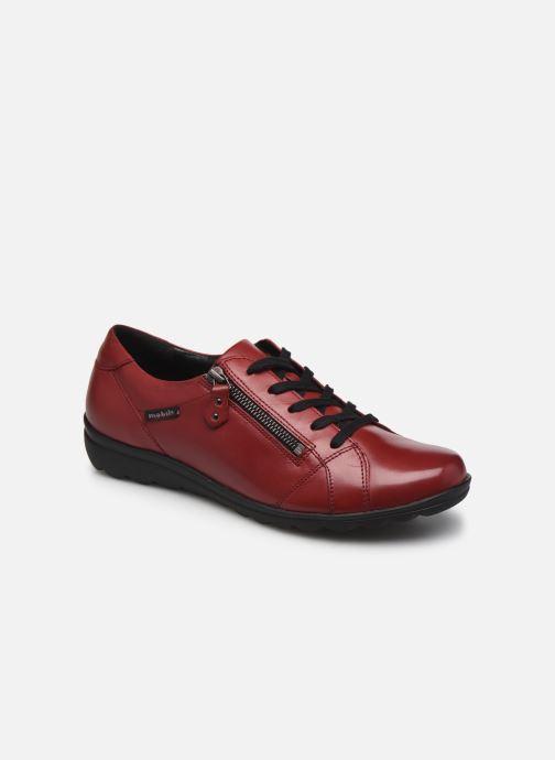 Sneaker Mephisto CAMILIA rot detaillierte ansicht/modell