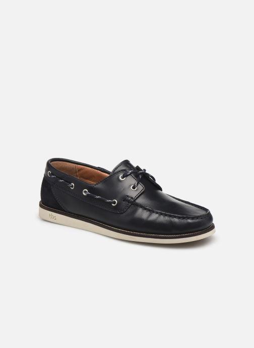 Chaussures à lacets TBS GUYLANN Bleu vue détail/paire