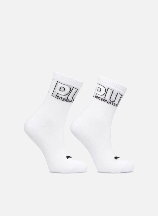 Calze e collant Accessori Women Outline Logo Short Sock 2P