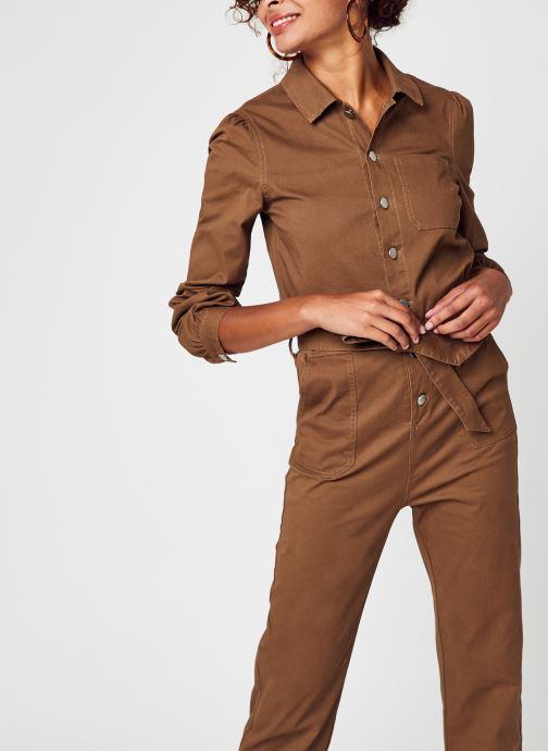 Vêtements Grace & Mila Dauphine Marron vue détail/paire