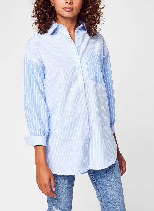 Vêtements Grace & Mila Demy Bleu vue détail/paire