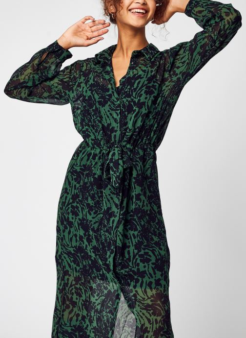 Vêtements Grace & Mila Dena Vert vue détail/paire
