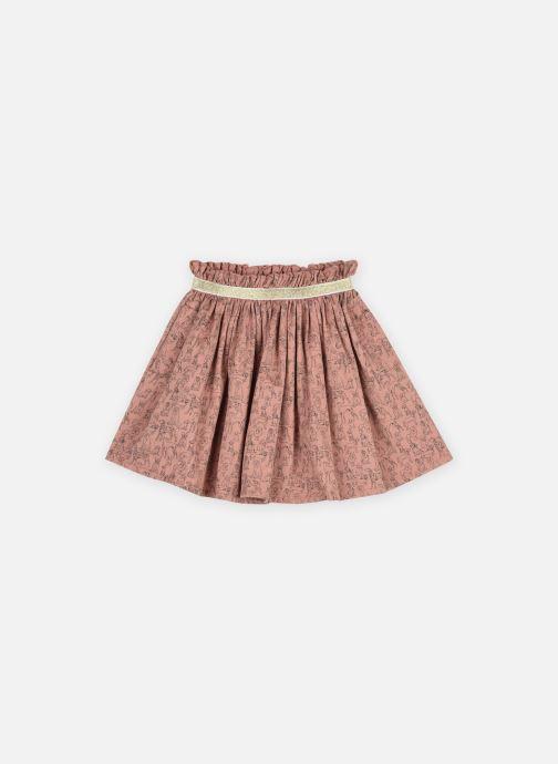 Vêtements Arsène et les Pipelettes Jupe Adelaide Rose vue détail/paire