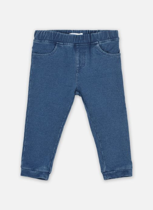 Vêtements Accessoires Jegging confort look denim en Coton Bio