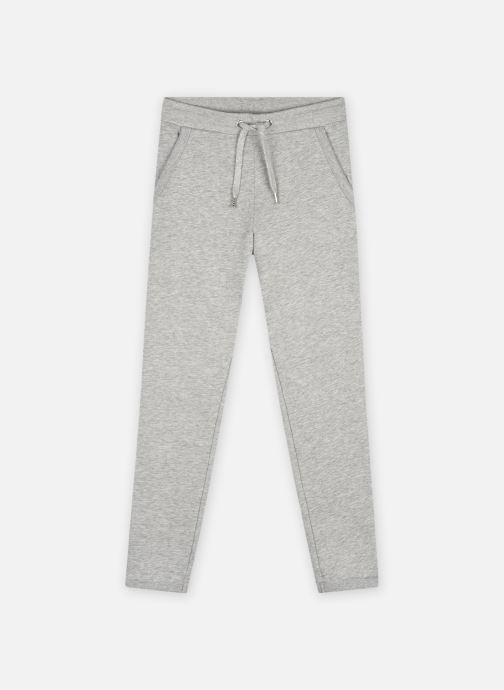Ropa Monoprix Kids Pantalon jogging en coton BIO Gris vista de detalle / par
