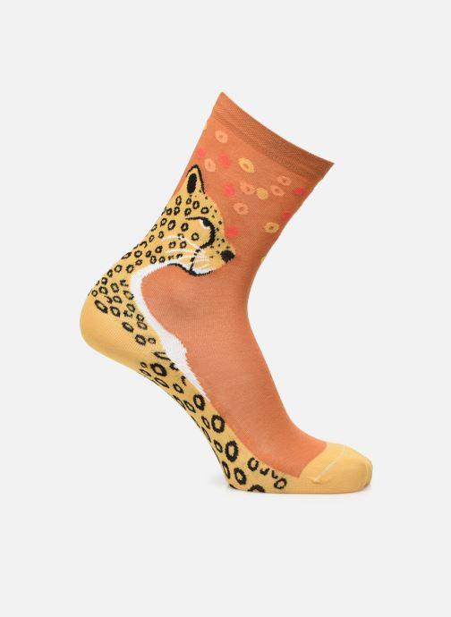 Socken & Strumpfhosen Accessoires Chaussettes Coton Motif Guépard