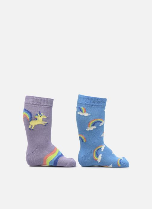 Sokken en panty's Accessoires 2-pack Kids Unicorn & Rainbow