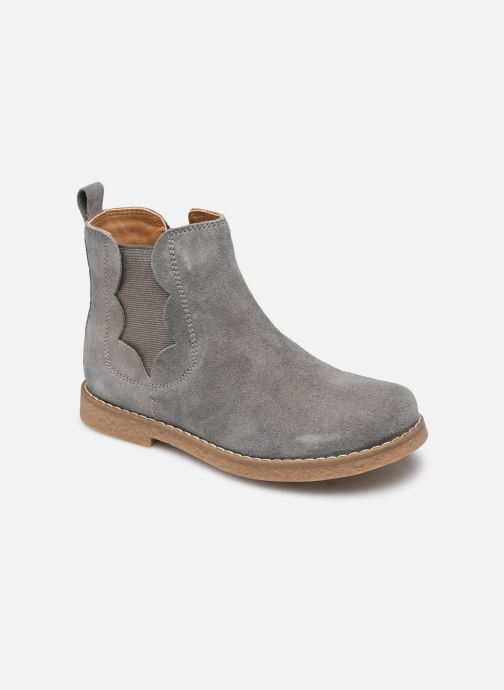 Stiefeletten & Boots Kinder KF - Boots cuir lisse