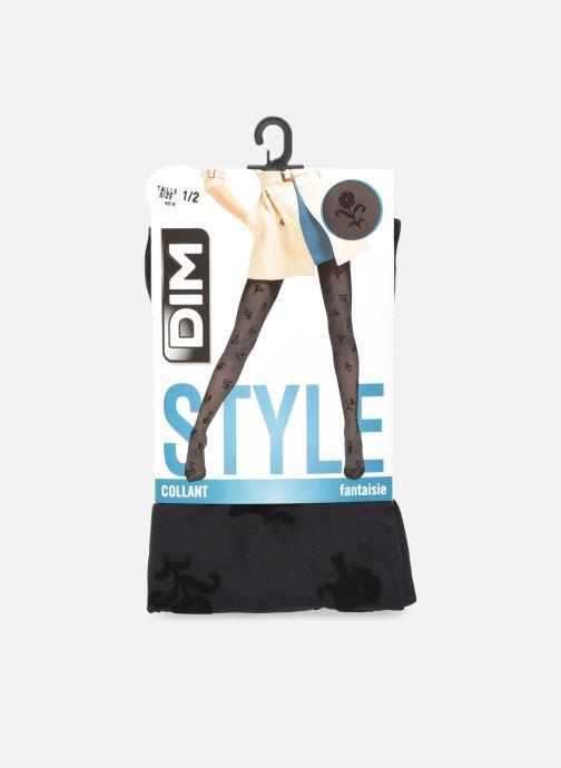 Socken & Strumpfhosen Dim Co Herbierflor schwarz detaillierte ansicht/modell