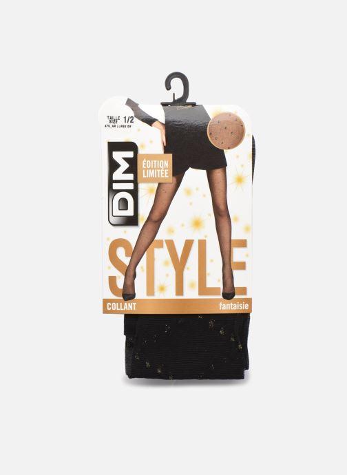 Socken & Strumpfhosen Dim Co Plumwrappail schwarz detaillierte ansicht/modell