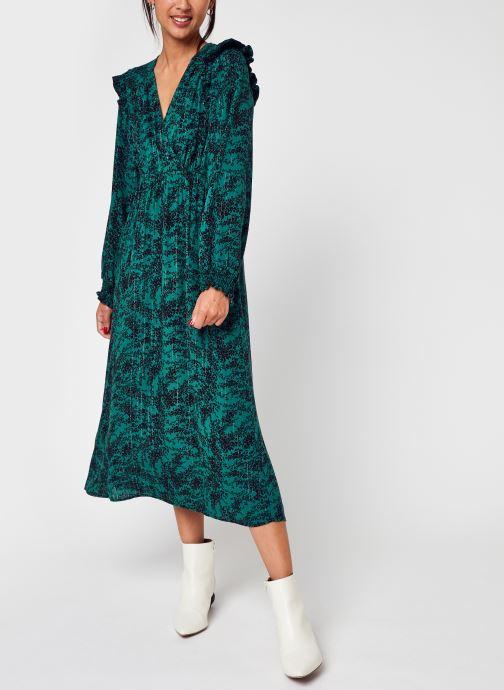 Vêtements An'ge MALORINE VL Vert vue détail/paire