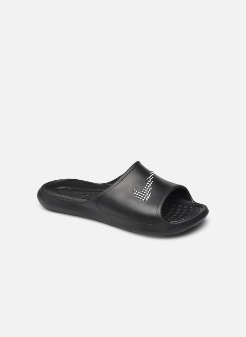 Sandalen Nike Nike Victori One Shower Slide schwarz detaillierte ansicht/modell