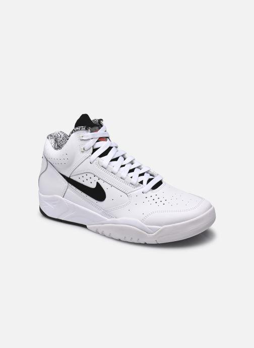 Sneakers Nike Air Flight Lite Mid Wit detail