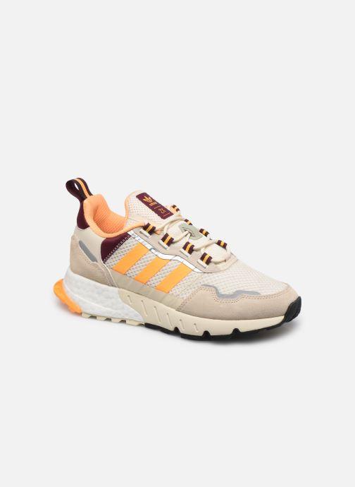 Sneakers adidas originals Zx 1K Boost - Seas W Beige detaljeret billede af skoene