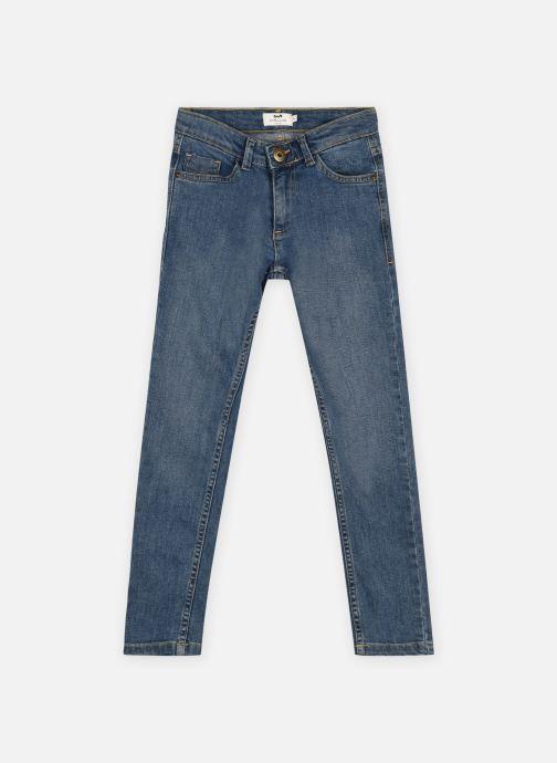 Vêtements Cyrillus Pantalon skinny denim Bleu vue détail/paire