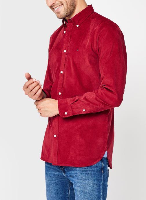 Vêtements Accessoires Slim Flex Corduroy Shirt