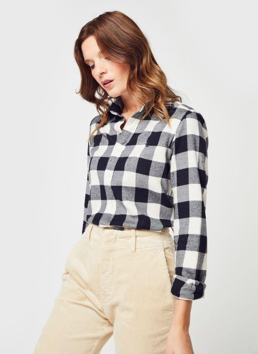 Ropa Accesorios Est Georgia Long Sleeve Button Front Shirt