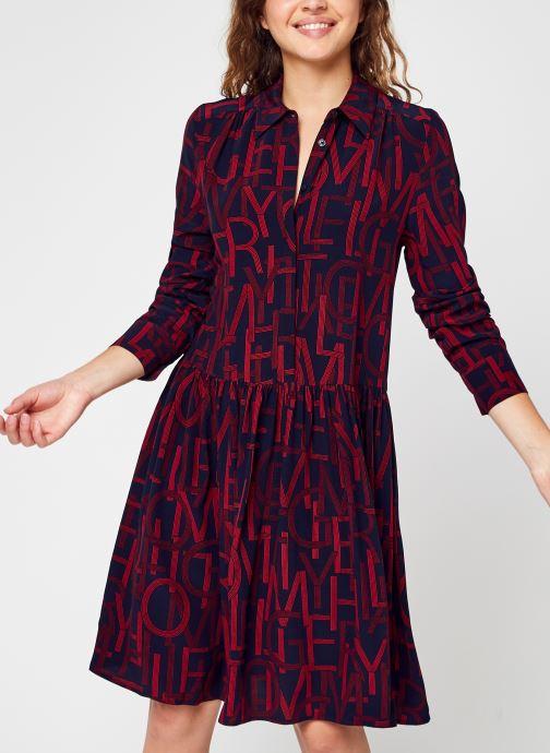 Abbigliamento Accessori VISCOSE KNEE F&F DRESS LS