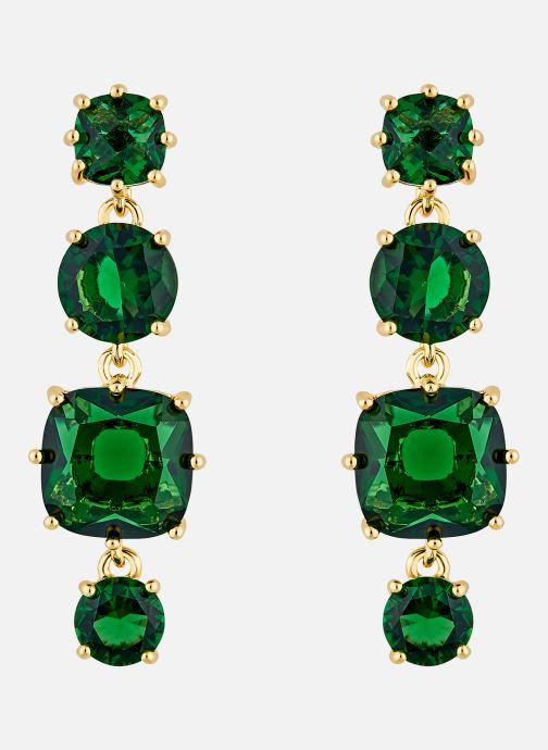 Diverse Accessories Post Earrings LA DIAMANTINE Vert Empire