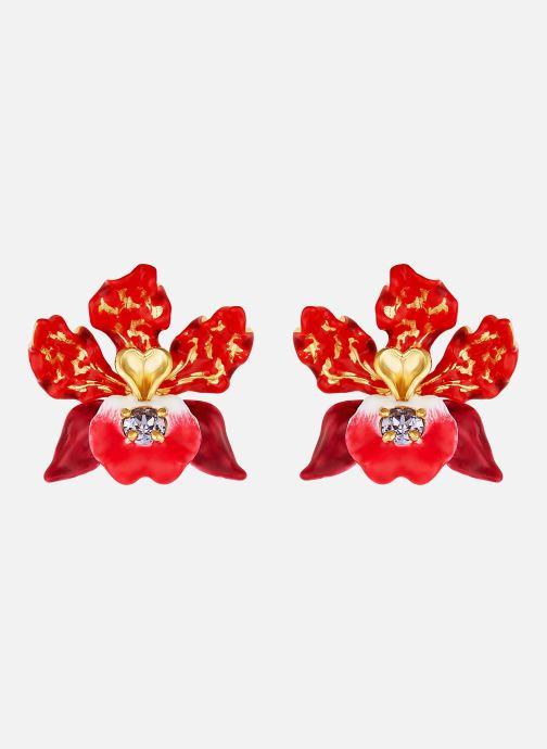 Divers Accessoires Post Earrings RÊVES D'ORCHIDÉES